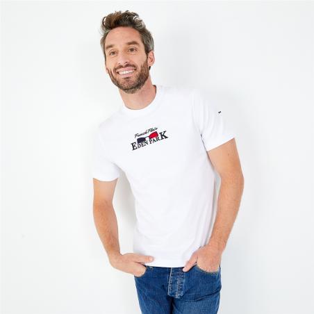 t-shirt en coton avec logo...